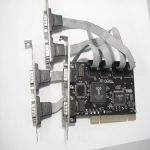 Контроллер PCI ORIENT 6 Serial XWT-PS056