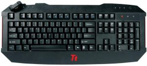 Клавиатура Tt eSPORTS by Thermaltake Challenger (Black) ― 1962.ru